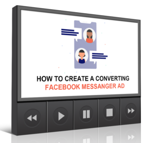 Facebook-Messanger-ad VidScribe Bonus